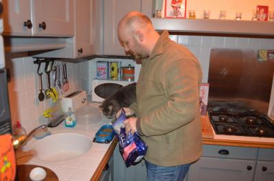 Visite a domicile nourriture